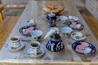 Snídaně, Samarkand