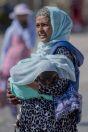 Mother, near Samarkand