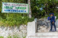 Kluk s květinami, Kishlyk