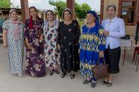 Group of women, Sherobod