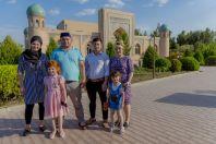 Family, Al Hakim At-Termizi, Termez