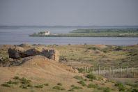 Uzbek-Afghan border