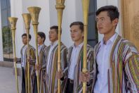 Musicians, Termez