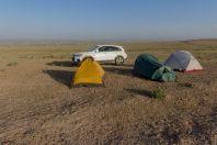 Camp, Tupkira