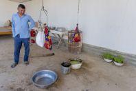 Production of fermented milk, Dzharkurgan