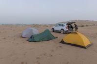 Camp, Dzharkurgan