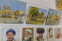 Paintings, Bukhara