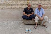Men, Bukhara