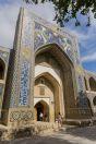 Nadir Divan-Beghi, Bukhara