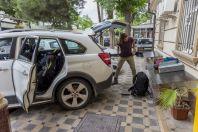Bye car, Tashent