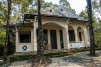 French villa Sao La, Bach Ma NP