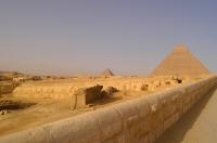 Pyramidy, Gíza