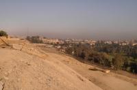 Okolí pyramid, Gíza