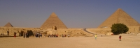 Pyramids and the Sphinx, Giza
