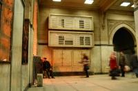 Vlakové nádraží v Káhiře