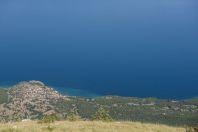 Ohridské jezero, NP Galičica