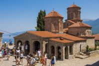 Sv. Naum, Makedonie