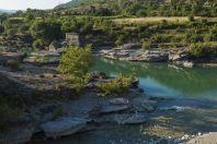 Řeka Vjosë, Petran