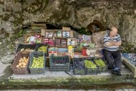 Sales of fruit and vegetables, Bistricë