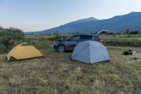 The last camp of the trip, Debar, Macedonia