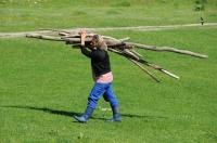Těžký život rumunského venkova, NP Domogled Valea Cernei