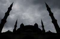 Selimiyeova mešita v Edirne