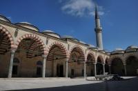 Jedna z mešit v Edirne
