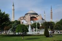 Hagya Sofia, Istanbul