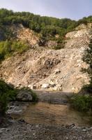 Kamenolom v dolině Bystrička