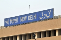 Railway station, New Delhi