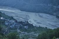 Ráno v Himálajích