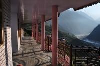 Himálaje nedaleko Gangotri.