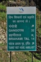 Směr Gangotri.