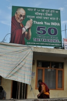 50 years with Dalai Lama