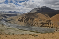 From Manali to Leh