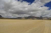 Desert in Himalayas