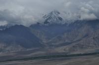 From Thikse Monastery, Ladakh