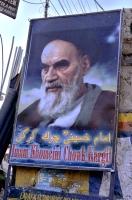 Ruhollah Khomeini in Kargil