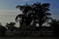 Zatmění slunce, Bharatpur