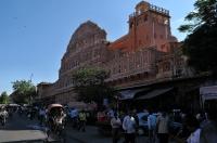 Hawa Mahal (Palác Větru), Jaipur