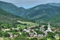 Muráň village, NP Muránská planina