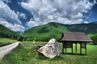NP Muránská planina - Hrdzavá dolina