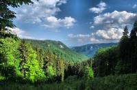 Hrdzavá dolina, NP Muránská planina