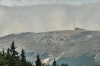 Kráľova Hoľa z NP Muránská planina