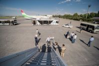 Dushanbe International Airport