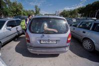 Směr město, Dušanbe