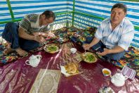 Lunch, Dushanbe