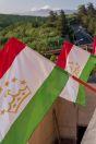 Flags, Dushanbe