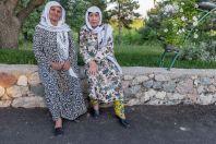 Tádžické ženy, Dušanbe