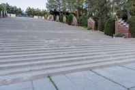 Pobeda park, Dushanbe